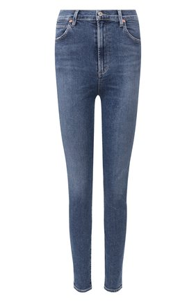 Женские джинсы CITIZENS OF HUMANITY синего цвета, арт. 1611-1152 | Фото 1