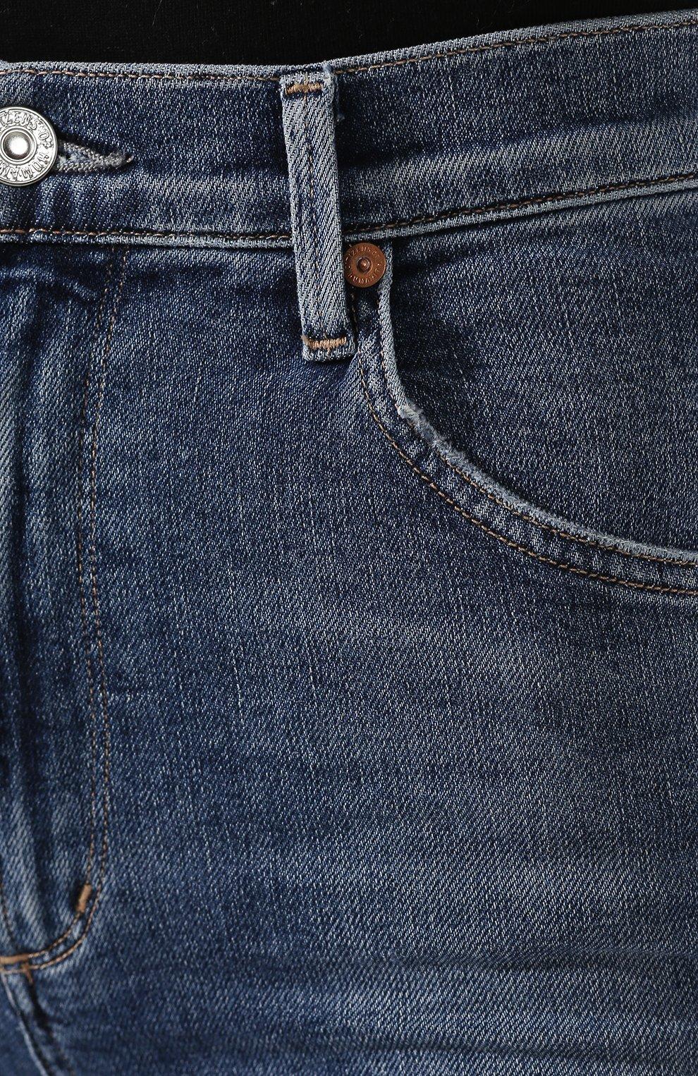 Женские джинсы CITIZENS OF HUMANITY синего цвета, арт. 1611-1152 | Фото 5