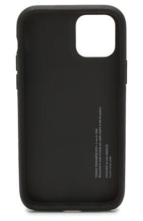 Мужской чехол для iphone 11 pro BAPE синего цвета, арт. 1G30182024 | Фото 2