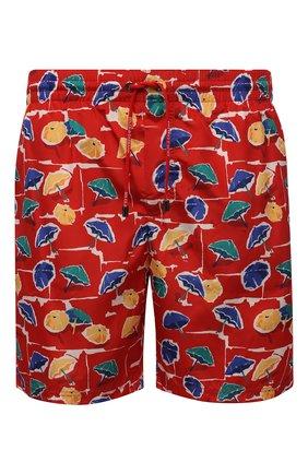 Детского плавки-шорты DOLCE & GABBANA красного цвета, арт. M4A13T/HSM2A | Фото 1