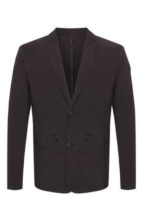 Мужская куртка MONCLER черного цвета, арт. F1-091-1B720-00-53791 | Фото 1