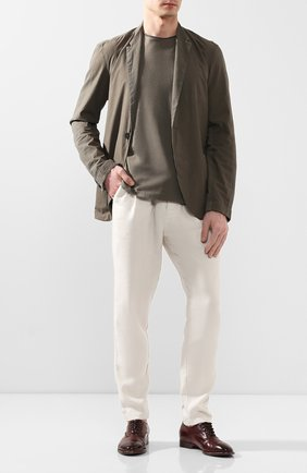 Мужские кожаные оксфорды SILVANO SASSETTI бордового цвета, арт. S19827XW06DDIVIB0RD | Фото 2
