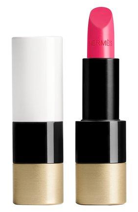 Атласная губная помада rouge hermès, rose mexique HERMÈS бесцветного цвета, арт. 60001SV042H | Фото 1