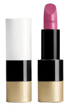 Атласная губная помада rouge hermès, rose zinzolin HERMÈS бесцветного цвета, арт. 60001SV050H | Фото 1