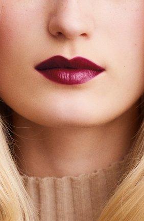 Женская сатиновая губная помада rouge hermès limited edition, violet insensé HERMÈS бесцветного цвета, арт. 60001SV094H   Фото 6
