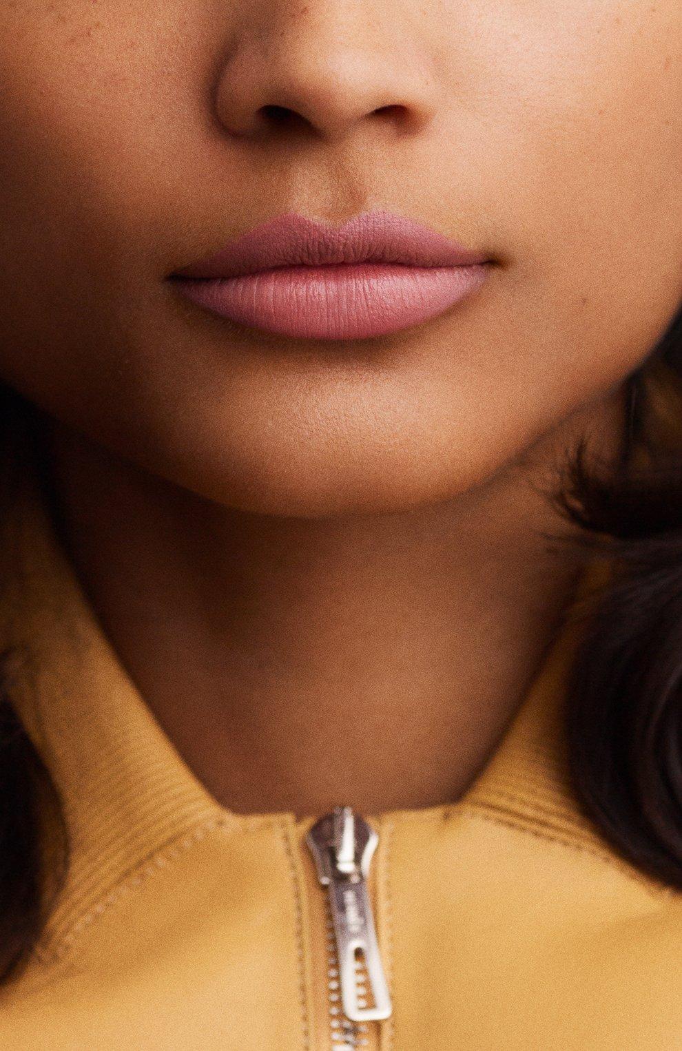 Женская матовая губная помада rouge hermès, beige naturel HERMÈS бесцветного цвета, арт. 60001MV011H | Фото 5