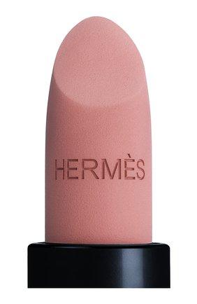 Женская матовая губная помада rouge hermès, beige naturel HERMÈS бесцветного цвета, арт. 60001MV011H | Фото 10