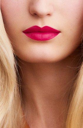 Матовая губная помада rouge hermès, rose indien HERMÈS бесцветного цвета, арт. 60001MV070H   Фото 6