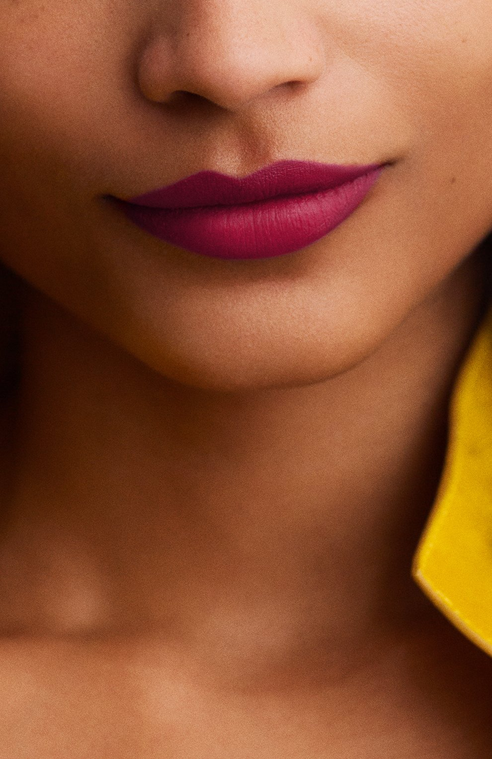 Женская матовая губная помада rouge hermès, rose velours HERMÈS бесцветного цвета, арт. 60001MV078H   Фото 4