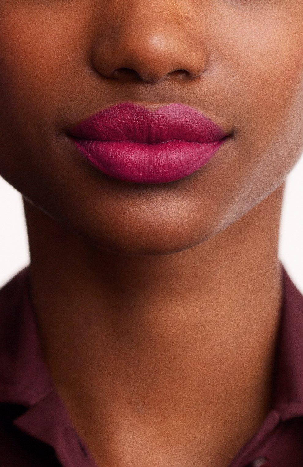 Женская матовая губная помада rouge hermès, rose velours HERMÈS бесцветного цвета, арт. 60001MV078H   Фото 7