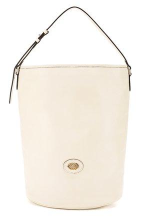 Женская сумка morpheus GUCCI белого цвета, арт. 598086/1GZ0X | Фото 1