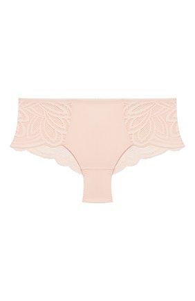 Женские трусы-шорты MAISON LEJABY  светло-розового цвета, арт. 20269 | Фото 1