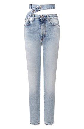 Женские джинсы HERON PRESTON голубого цвета, арт. HWYA007R206410107301 | Фото 1
