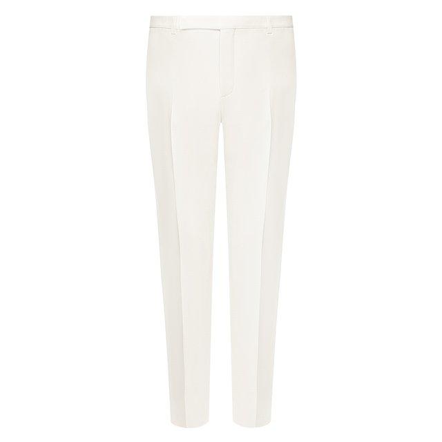 Шерстяные брюки Saint Laurent