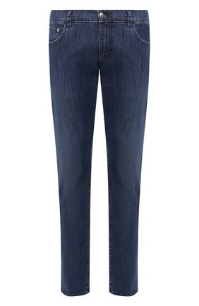 Мужские джинсы BILLIONAIRE темно-синего цвета, арт. B20C MDT2008 BTE001N | Фото 1