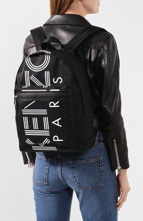 Женский рюкзак KENZO черного цвета, арт. F855SF213F24 | Фото 2