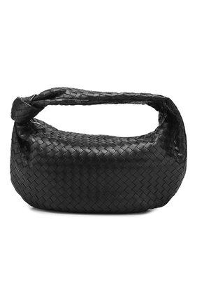 Женская сумка bv jodie large BOTTEGA VENETA черного цвета, арт. 600263/VCPP0 | Фото 1
