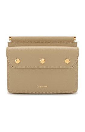 Женская сумка title baby BURBERRY бежевого цвета, арт. 8014580   Фото 1