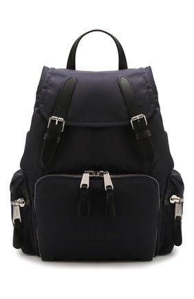 Женский рюкзак rucksack medium BURBERRY синего цвета, арт. 8021263 | Фото 1