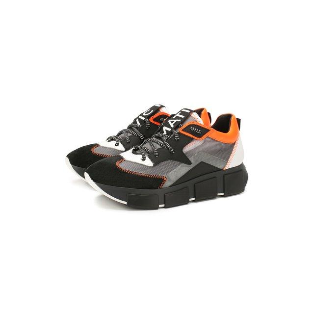 Комбинированные кроссовки Vic Matie — Комбинированные кроссовки