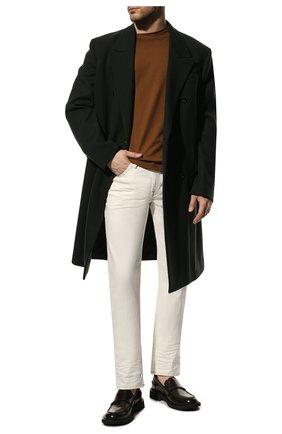 Мужские джинсы TOM FORD белого цвета, арт. BUJ32/TFD002 | Фото 2