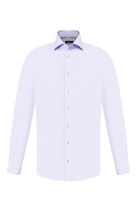 Мужская хлопковая сорочка VAN LAACK голубого цвета, арт. TIVARA2-SF12/161655 | Фото 1