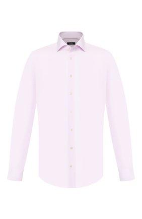 Мужская хлопковая сорочка VAN LAACK розового цвета, арт. TIVARA2-SF12/161655 | Фото 1