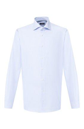 Мужская хлопковая сорочка VAN LAACK голубого цвета, арт. TIVARA2-PTF/161844 | Фото 1