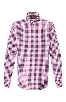 Мужская хлопковая рубашка VAN LAACK разноцветного цвета, арт. TES02-PSF/161835 | Фото 1