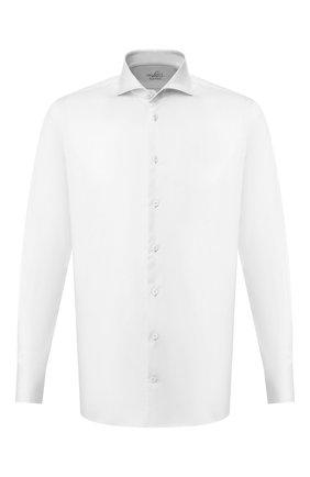 Мужская хлопковая сорочка VAN LAACK белого цвета, арт. RIVARA-SF/161448 | Фото 1