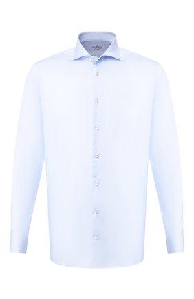 Мужская хлопковая сорочка VAN LAACK голубого цвета, арт. RES0-SFN/150018 | Фото 1