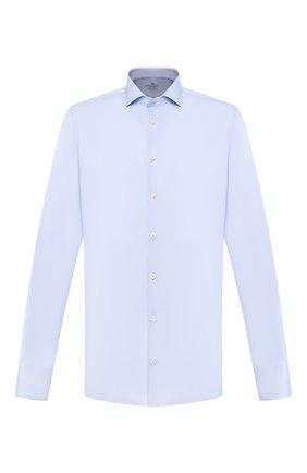 Мужская хлопковая сорочка VAN LAACK голубого цвета, арт. RAND0-LTF/150188 | Фото 1