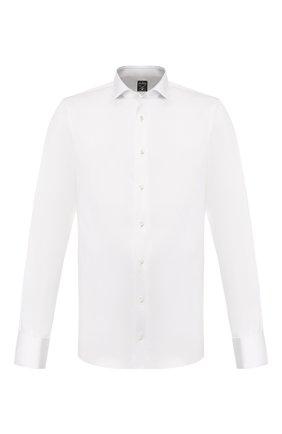 Мужская хлопковая сорочка VAN LAACK белого цвета, арт. MAND0-DSF/130972 | Фото 1