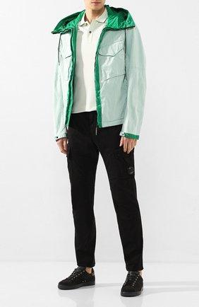 Мужская куртка C.P. COMPANY светло-зеленого цвета, арт. 08CM0W095A-005670 | Фото 2