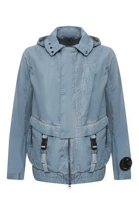 Мужская куртка C.P. COMPANY темно-синего цвета, арт. 08CM0W173A-005680S | Фото 1