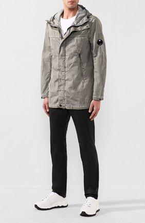 Мужская куртка C.P. COMPANY серого цвета, арт. 08CM0W174A-005680S | Фото 2