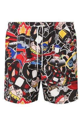 Мужские плавки-шорты DSQUARED2 разноцветного цвета, арт. D7B543230   Фото 1