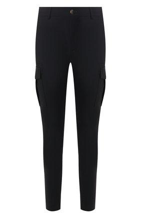 Мужской шерстяные брюки-карго ELEVENTY PLATINUM темно-синего цвета, арт. A75PANA20 TES0A053 | Фото 1