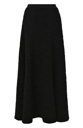 Женская юбка TEGIN черного цвета, арт. FS2065 | Фото 1