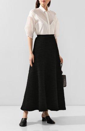 Женская юбка TEGIN черного цвета, арт. FS2065 | Фото 2
