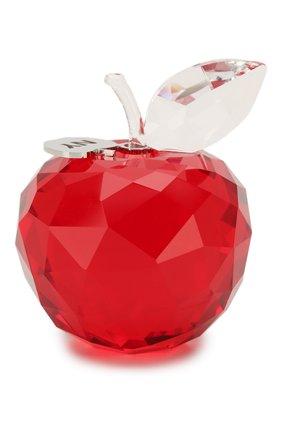 Мужского статуэтка new york apple SWAROVSKI красного цвета, арт. 5223929   Фото 1