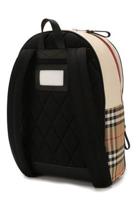 Детская рюкзак BURBERRY разноцветного цвета, арт. 8023908 | Фото 2