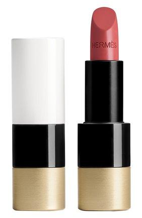 Атласная губная помада rouge hermès, rose épicé HERMÈS бесцветного цвета, арт. 60001SV021H | Фото 1