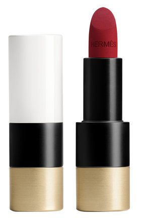 Матовая губная помада rouge hermès, rouge h HERMÈS бесцветного цвета, арт. 60001MV085H | Фото 1