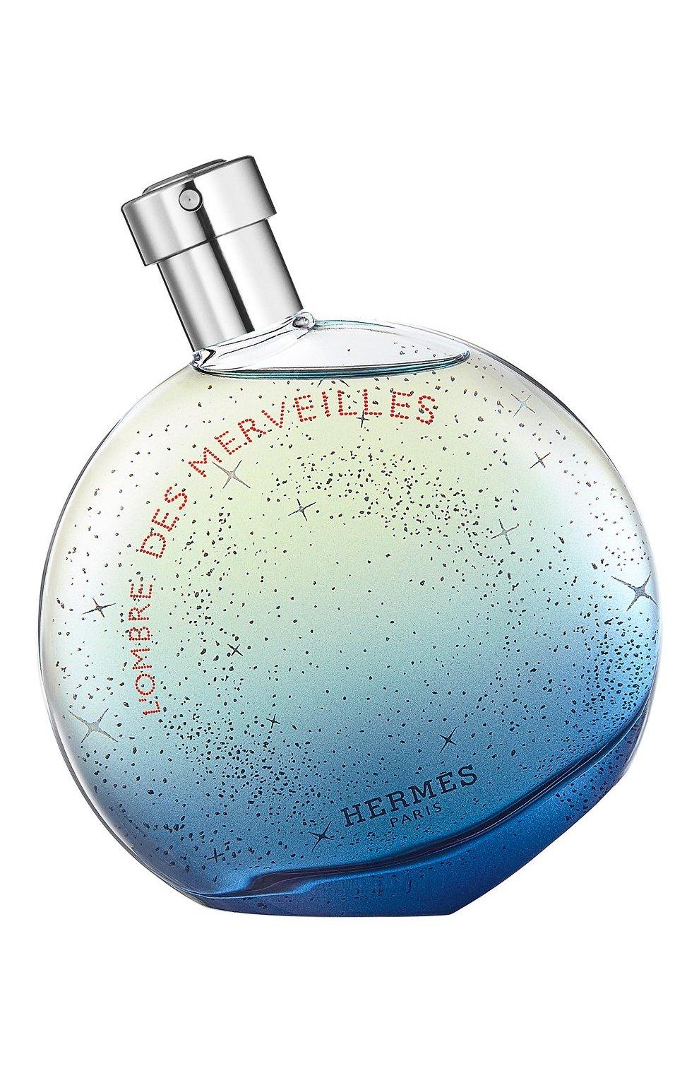Женский парфюмернаявода l'ombre des merveilles HERMÈS бесцветного цвета, арт. 101653V0H   Фото 1