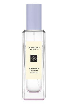 Женский одеколон wisteria & lavender JO MALONE LONDON бесцветного цвета, арт. LA0J-01 | Фото 1