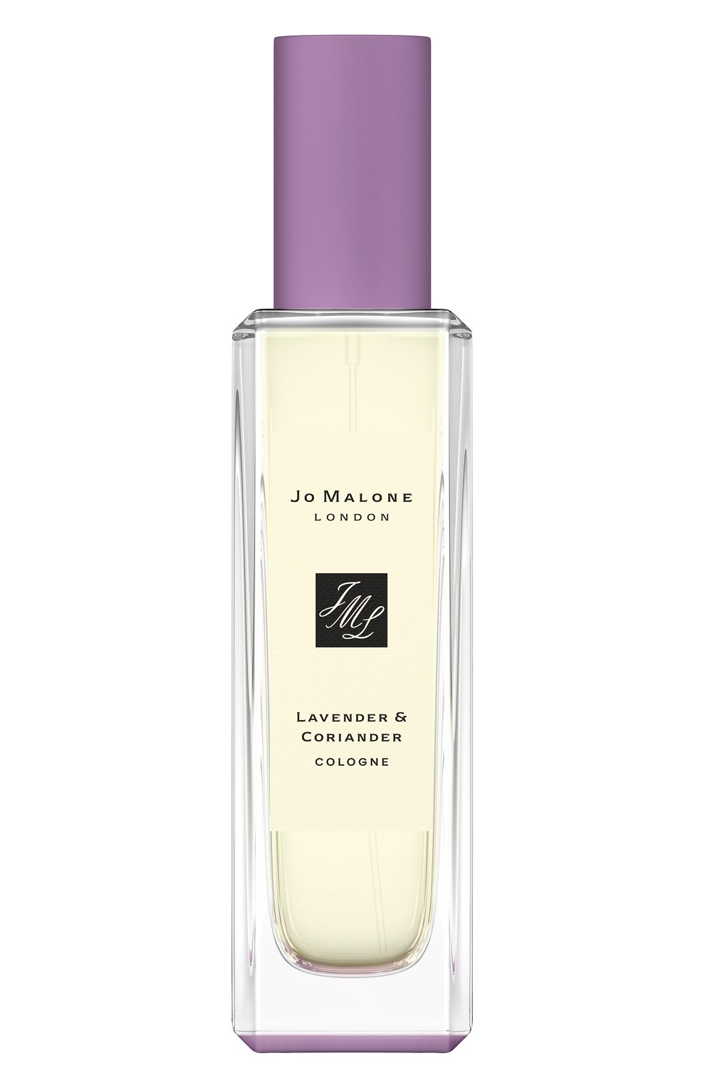 Одеколон lavender & coriander JO MALONE LONDON бесцветного цвета, арт. LA0L-01 | Фото 1