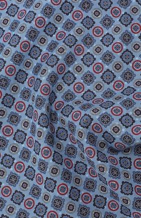Платок из смеси шелка и хлопка | Фото №2