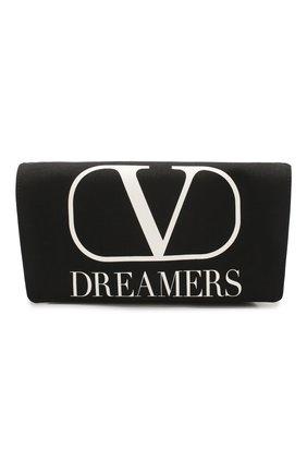 Текстильная поясная сумка Valentino Garavani VLOGO Dreamers | Фото №1