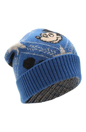 Шерстяная шапка Disney x Gucci | Фото №1